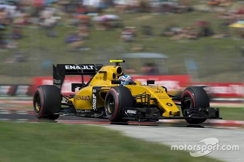 За невдачами Renault на треку не видно прогресу поза ним