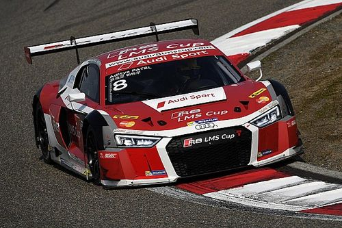Shanghai Audi R8 LMS Cup: Patel takes podium in final race, Yoong wins title