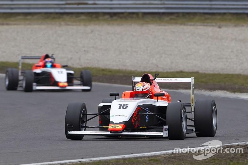 F4 NEZ Zandvoort: Tujula kaapt overwinning Verschoor, drie Nederlanders in top-zes