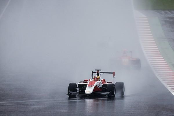 Leclerc gets Silverstone grid drop for Calderon crash
