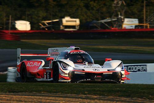 IMSA Mid-Ohio: Acura Team Penske locks out front row