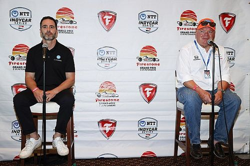 Jimmie Johnson, Ganassi announce Carvana sponsorship for 2021