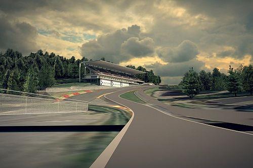 Spa cambia con la esperanza de recibir al MotoGP