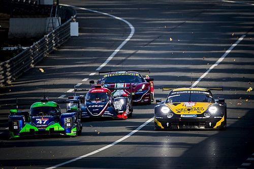 24 horas de Le Mans 2020: las fotos de los coches en acción