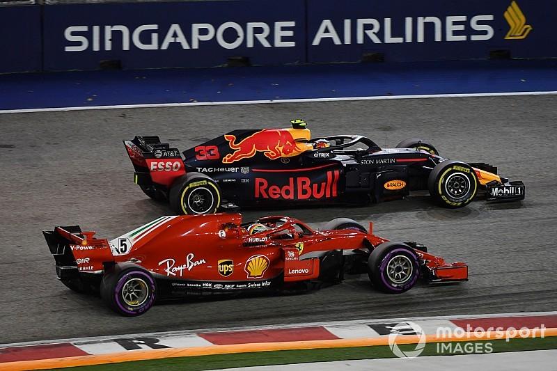Strategiechaos bei Vettel analysiert: Drei Fehlentscheidungen, ein Debakel