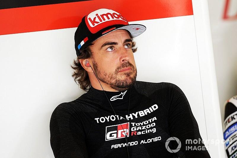 """Alonso: """"Ha sido un día positivo pese a todo"""""""