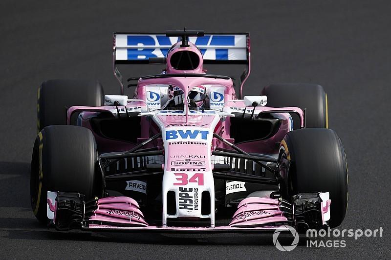 Uralkali, Force India'ya yeni alıcı bulan yöneticilere dava açıyor