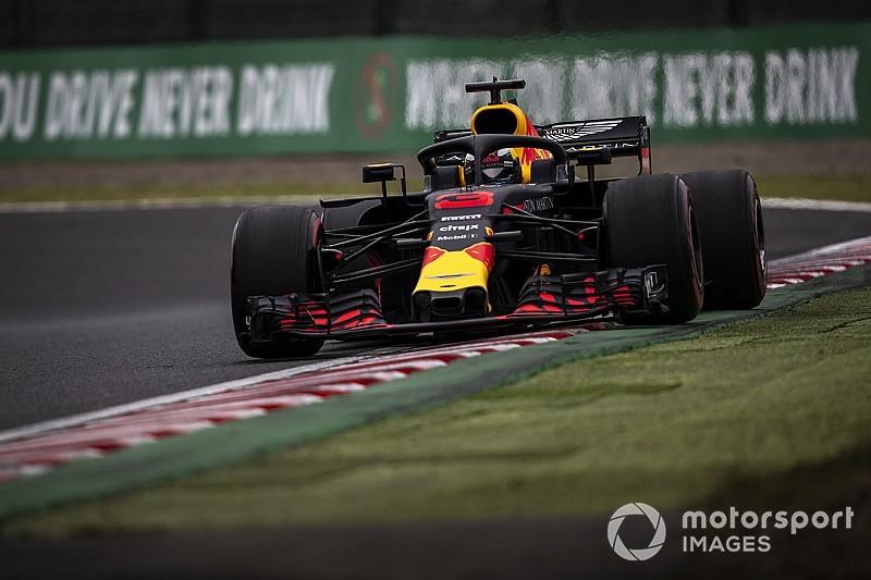 Гран Прі Японії: Ріккардо став гонщиком дня