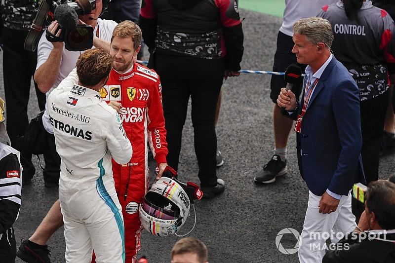 Hamilton: Beating Vettel needed