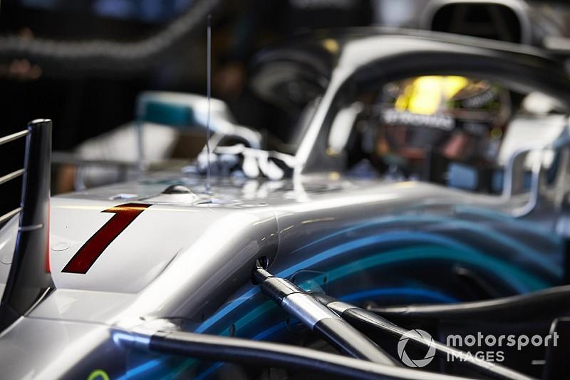 Warum Lewis Hamilton die Startnummer 1 gefahren hat