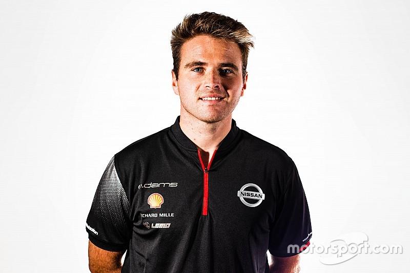Nissan confirma Rowland no lugar de Albon na Fórmula E