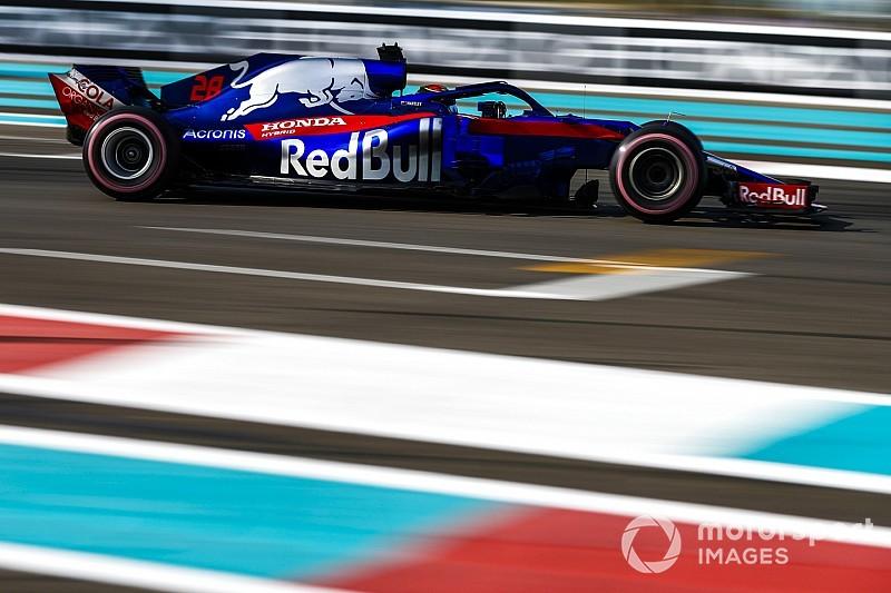 Honda : Hartley a