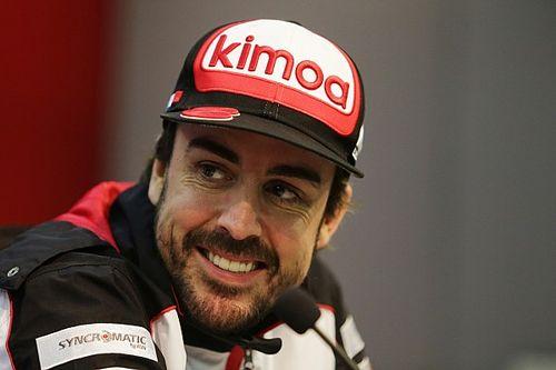 """Renault: """"Yeni Alonso üzerindeki zararlı yükleri silkip attı"""""""