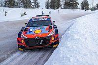 WRC, Rally Arctic, PS2: Tanak fa il vuoto. Solberg sorprende!