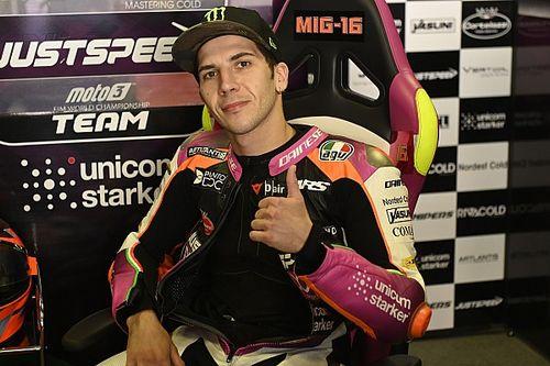 Hasil FP3 Moto3 Portugal: Migno Tercepat, Andi Gilang ke Q1