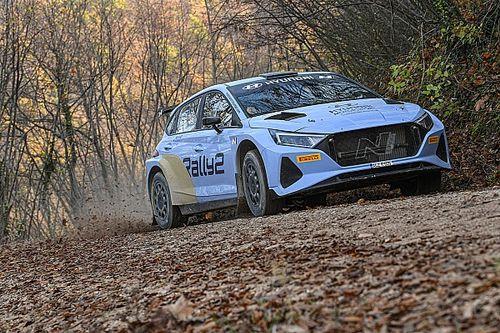 Solberg-Huttunen Geber Hyundai i20 N Rally2 Terbaru