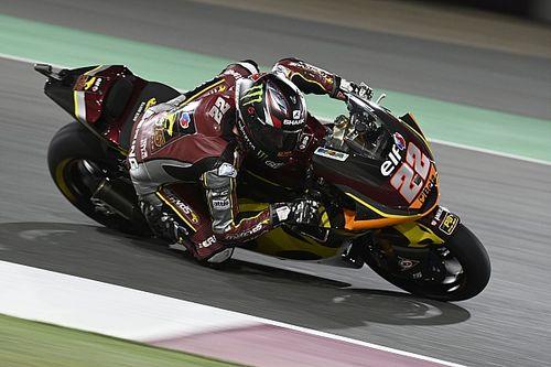 Moto2 Doha: Gardner zorladı, Lowes yine kazandı