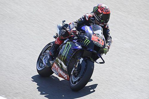 Hasil FP4 MotoGP Portugal: Quartararo Dominasi Latihan Terakhir