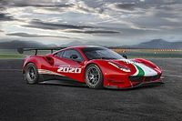 Ferrari unveils 2020-spec 488 GT3 EVO at Mugello