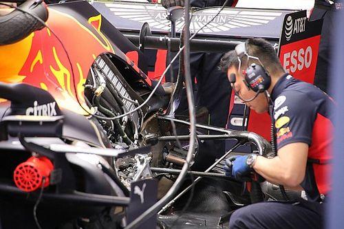 Honda col terzo motore: problema elettrico per Verstappen