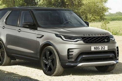 Land Rover terepjáróból faragtak ültetett sportfurgont