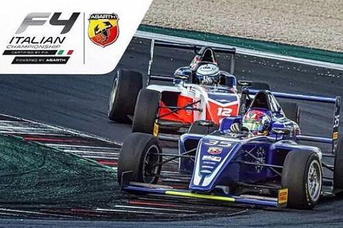 Suivez la Formule 4 Italie en direct sur Motorsport.com