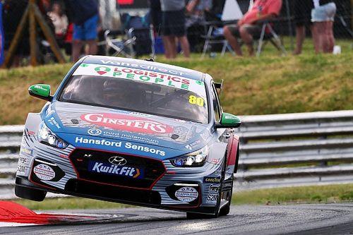 Snetterton BTCC: Ingram scores first win for Hyundai in Race 3