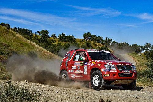 Un proficuo San Marino Rally Cross Country per Suzuki