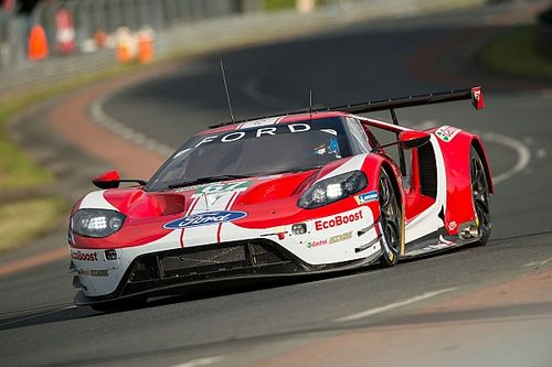 "Ford determined to ""go out with a bang"" at Le Mans"