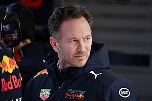 "Red Bull-teambaas Horner: ""Mercedes ligt momenteel achter ons"""