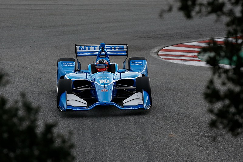 Dixon: Rosenqvist could be this year's Wickens in IndyCar