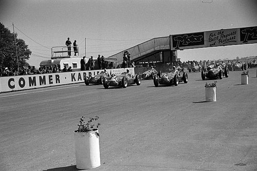 A 71 años de la primera carrera de Fórmula 1