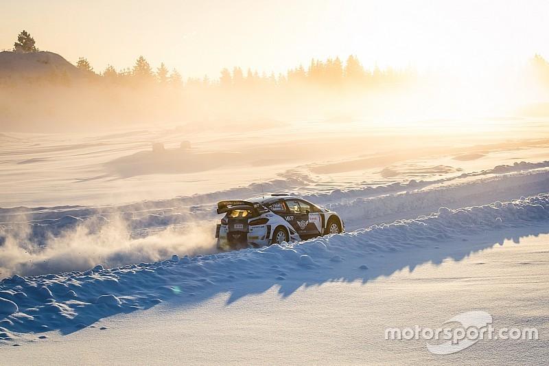 Photos - Le premier rallye de Valtteri Bottas