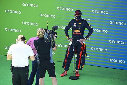 Ферстаппен: В гонке я буду быстрее
