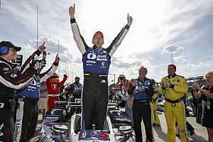IndyCar Race report IndyCar Detroit: Rahal raih hasil dobel setelah menangi Race 2
