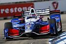 IndyCar Takuma Sato logra la pole para la segunda carrera en Detroit
