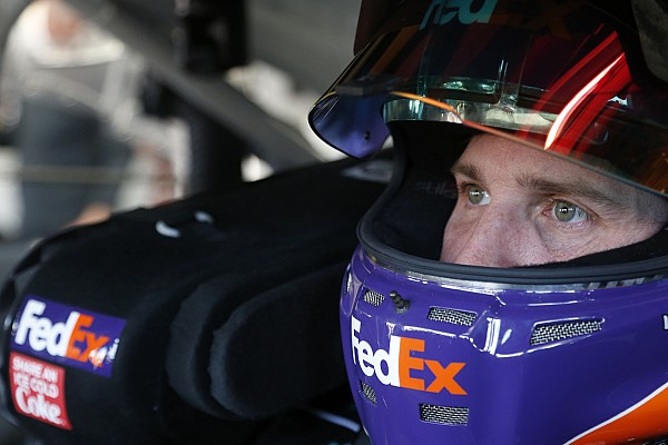 NASCAR Cup Hamlin takes Stage 3 win in Coca-Cola 600