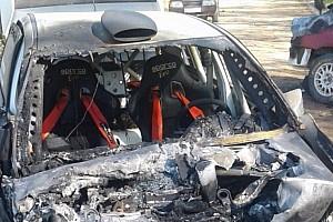 РАЛЛИ Новость Лукьянюк попал в аварию на тестах, штурман другой машины погиб