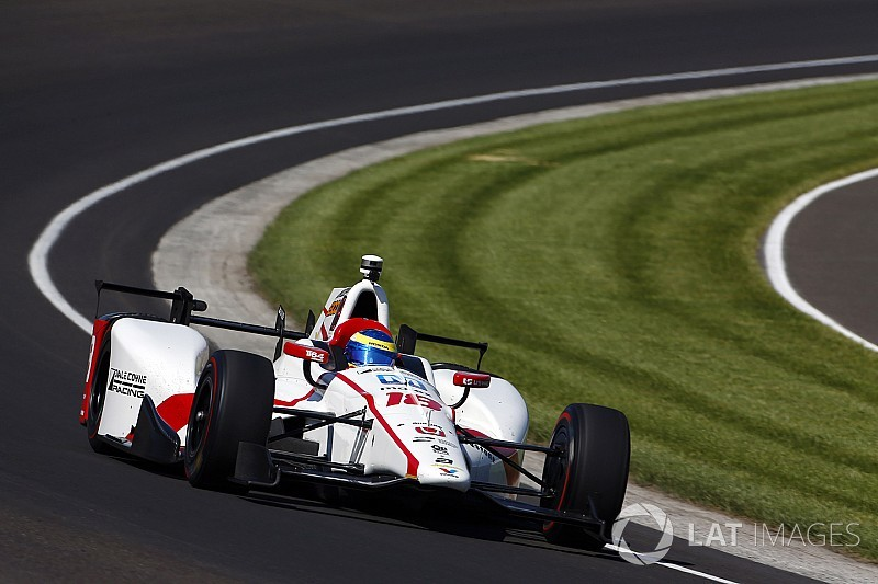 Indy 500: Bourdais nyerte a Fast Friday-edzésnapot, Alonso 4.