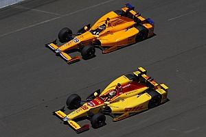 IndyCar Noticias de última hora Hunter-Reay feliz de ayudar a Alonso en Indy hasta que empiece la carrera
