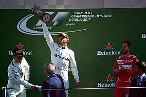 Fórmula 1 Resultados La racha triunfal de Mercedes y la sequía de Ferrari en Monza