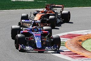 F1 Noticias de última hora Toro Rosso firma un contrato de tres años con Honda