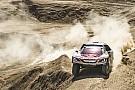 Rallye-Raid Maroc, étape 1 - Loeb s'impose et prend la tête