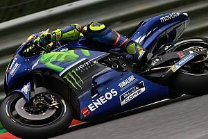 MotoGP Noticias de última hora Rossi culpa a los neumáticos por calificarse séptimo