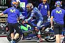 MotoGP Viñales é contra mudança no chassi da Yamaha