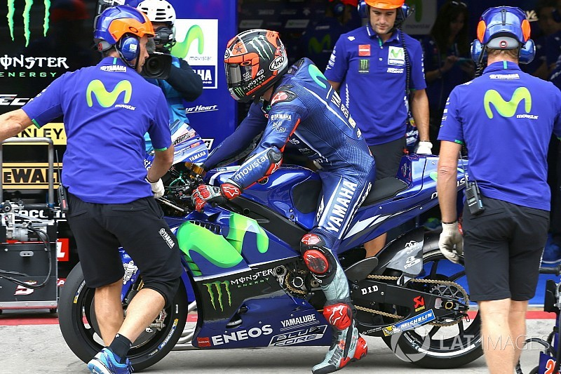 Vinales, Yamaha'nın şasi değiştirmesini istemiyor