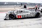 Porsche показала предварительную версию новой машины LMP1