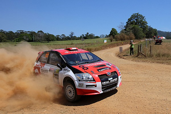 Other rally Breaking news Australian rally star eyeing European move