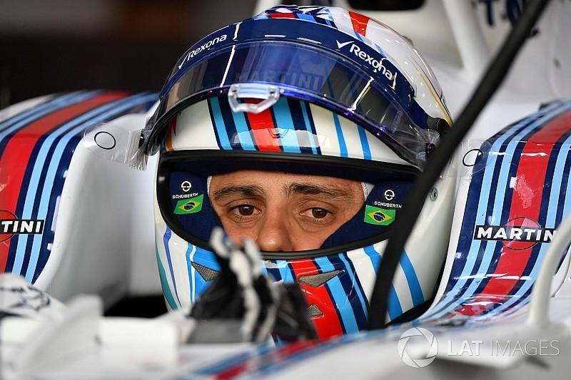 """Massa se decepciona com treino: """"Estamos indo para trás"""""""