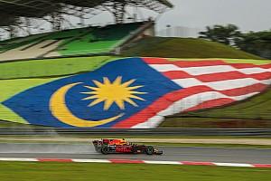 Формула 1 Livefeed Текстова трансляція другої практики Гран Прі Малайзії
